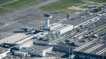 Aeroport de Bordeaux Mérignac Aéroport de Bordeaux Mérignac. Vue aérienne  Bordeaux  Métropole-