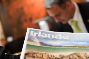 Photographe événementiel tourisme Irlande Soirée de promotion Irlande Tourisme France organise une rencontre a Bordeaux avec tous les partenaires du tourisme, agence de voyage, aéropprot de Bordeaux, comapgnies aériennes.  Bordeaux-France