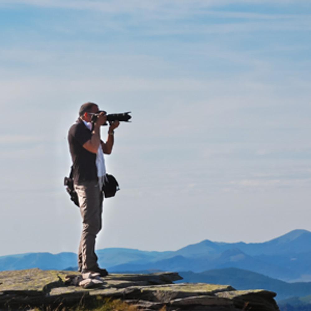 Photographe pour l'industrie