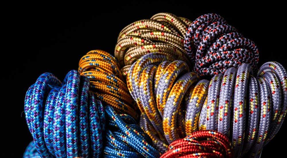 Packshot Cordage COUSIN  Photographe Industriel à Lille pour la société COUSIN TRESTEC. Sére réalisée pour la création du Site Internet COUSIN  Lille-France